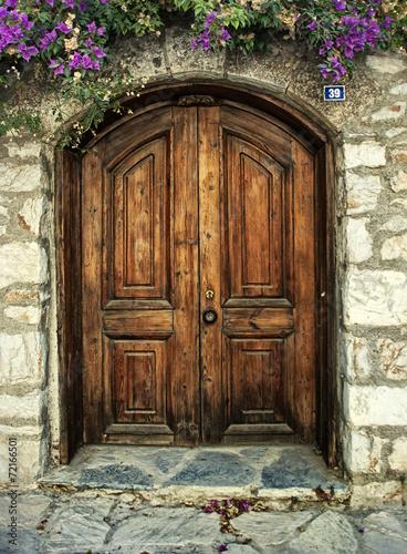 Wooden Door - 72166501