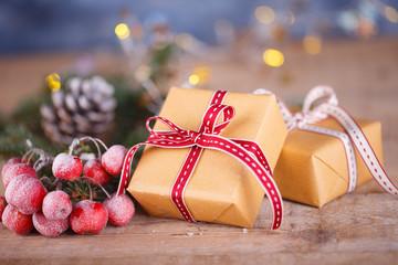Bescherung an Heiligabend, Geschenke zu Weihnachten