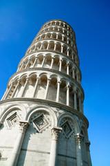 Leaning Tower of Pisa or Torre pendente di Pisa, Miracle Square