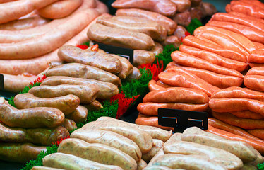 Fine food Speciality sausages