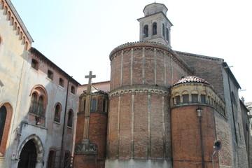 Chiesa di San Danielle, Via Umberto I, Padova, Italy