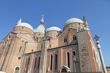 Basilica di San Antonio di Padua, church in  Padova, Veneto, Ita