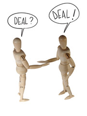Business Agreement Concept
