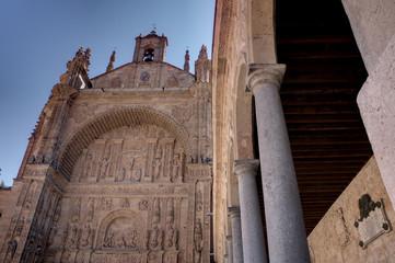 Convent of St. Esteban.