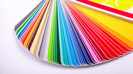 color guide swatch - for designers and printers