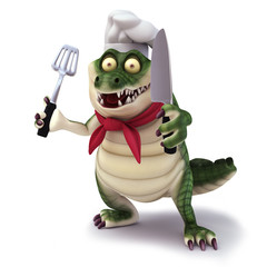 Crock ready to cook