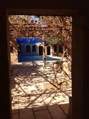 arabic house: interior