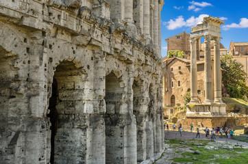 Roma, anfiteatro Marcello
