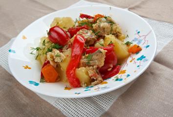 Caldeirada   fish stew