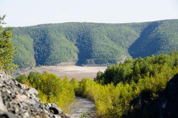 landscapes, mountains