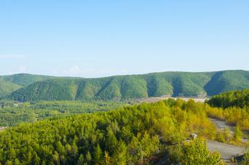 landscapes, mountains, nature, sunlight