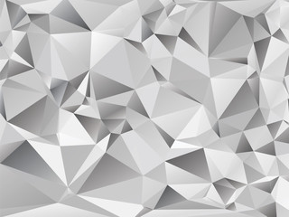 abstract gray background triangular