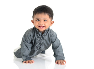 Lovely indian baby