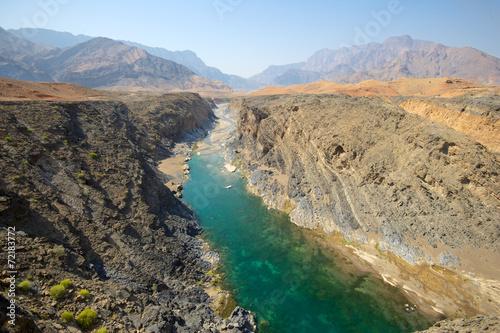Wadi Dyqah, Oman