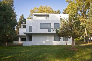 neue Meisterhäuser Dessau