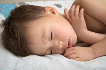 boy dreaming