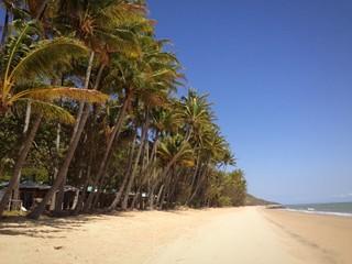 Tropical north queensland beach
