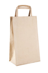 Paper Bag Recycle - CLIPPING PATH