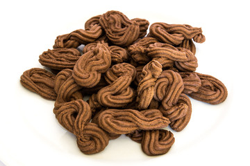 Biscotti viennesi al cacao