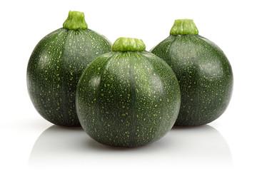 Three Zucchini