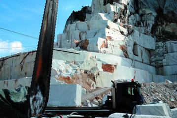 Cave di marmo 1912