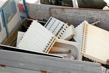 Ferraccio, Italian service for the recycling of metal.