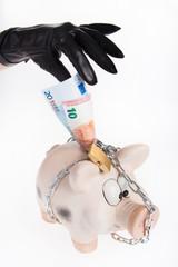 sparschwein Finanzrisiken