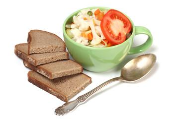 Appetizer soup