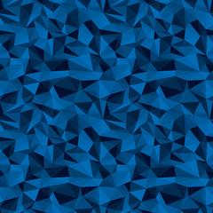 Blauer endloser Hintergrund
