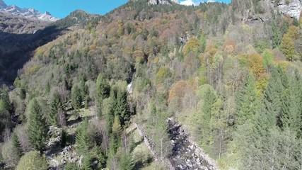 Bagni di Masino - Valmasino - Valtellina (IT) - fly