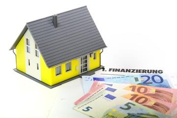 Ausbauhaus Finanzierung mit Eigenleistung