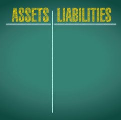 assets and liabilities pros and cons