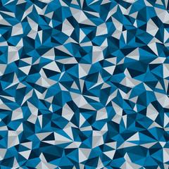 Polygonal-Hintergrund rapportierbar