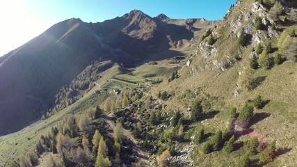 Valtellina (IT) - Alpi Retiche - Alpe Colina