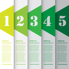 Vector Illustration, Banner Template for design and Creative Wor