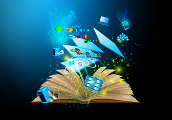 Book wizard and SOA Layered Architecture