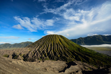 Batok Volcano
