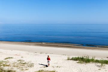 Summer at Baltic sea.