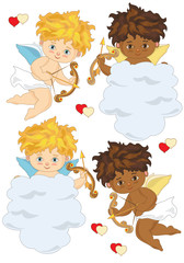 Four Cupids