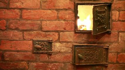 heat burning home furnace
