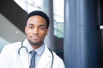 confident healthcare headshot