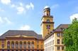 Leinwandbild Motiv Rathaus in WITTEN a.d. Ruhr