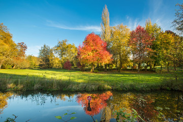 jardin de chantilly FRANCE