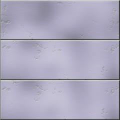 Metal pannel infinity blocks pattern