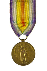 World War One Victory Medal 1914-1918