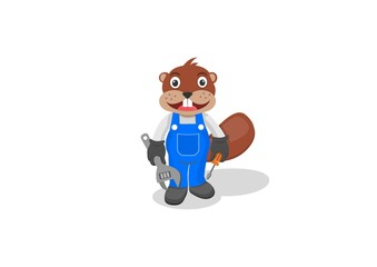 chipmunks Service funy