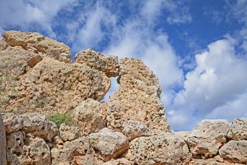 Ggantija-Tempel, Gozo (Malta)