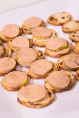Tapa de foie grass