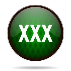 xxx green internet icon