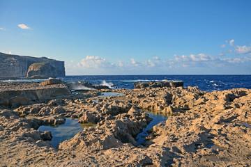 Südküste von Gozo (Malta)